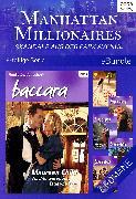 Cover-Bild zu Dunlop, Barbara: Manhattan Millionaires - Skandale aus der Park Avenue (6-teilige Serie) (eBook)