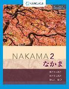 Cover-Bild zu Makino, Seiichi: Nakama 2 Enhanced, Student Edition