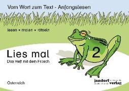 Cover-Bild zu Lies mal! Heft 2 (Österreich) von Wachendorf, Peter