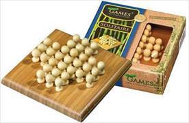 Cover-Bild zu Mini-Spiel - Solitaire - Bambus