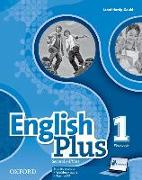 Cover-Bild zu English Plus: Level 1: Workbook with access to Practice Kit von Wetz, Ben