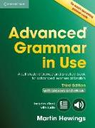 Cover-Bild zu Advanced Grammar in Use Book with Answers and Interactive eBook von Hewings, Martin