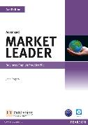 Cover-Bild zu Market Leader 3rd Edition Advanced Practice File (with Audio CD) von Rogers, John