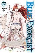 Cover-Bild zu Kato, Kazue: Blue Exorcist, Vol. 17