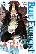 Cover-Bild zu Kazue Kato: Blue Exorcist, Vol. 5