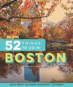 Cover-Bild zu Sperance, Cameron: Moon 52 Things to Do in Boston (eBook)