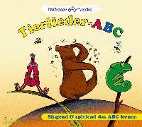 Cover-Bild zu Ringelnatz, Joachim: Tierlieder-ABC (Audio Download)