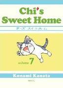 Cover-Bild zu Kanata, Konami: Chi's Sweet Home, volume 7