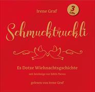 Cover-Bild zu Schmucktruckli - Es Dotze Wiehnachtsgschichte von Graf, Irene