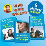 Cover-Bild zu eBook Willi wills wissen, Sammelbox 2: Folgen 4-6