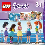 Cover-Bild zu eBook LEGO Friends: Folgen 54-57: Auf dem Meer