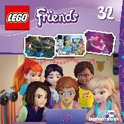 Cover-Bild zu eBook LEGO Friends Folgen 58-61: Die Wahrheit