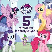 Cover-Bild zu eBook My Little Pony: 5-Minuten-Geschichten