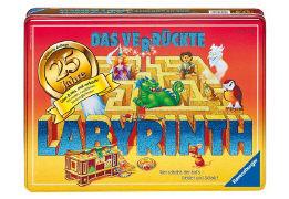 Cover-Bild zu Das verrückte Labyrinth von Kobbert, Max J. (Illustr.)