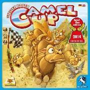 Cover-Bild zu Camel Up von Bogen, Steffen (Idee von)