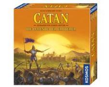 Cover-Bild zu Catan - Die Legende der Eroberer
