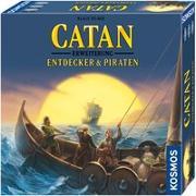 Cover-Bild zu Catan - Entdecker & Piraten von Teuber, Klaus