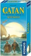 Cover-Bild zu Catan - Seefahrer - Ergänzung von Teuber, Klaus