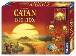 Cover-Bild zu Catan - Big Box 2019 von Teuber, Klaus