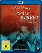 Cover-Bild zu Beale Street Blu Ray von Barry Jenkins (Reg.)