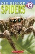 Cover-Bild zu Spiders von Bishop, Nic