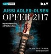 Cover-Bild zu Opfer 2117. Der achte Fall für Carl Mørck, Sonderdezernat Q von Adler-Olsen, Jussi