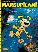 Cover-Bild zu Marsupilami 9: Operation Attila von Franquin, André