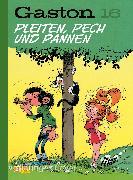 Cover-Bild zu Gaston Neuedition 16: Pfeifen, Pech und Pannen von Franquin, André
