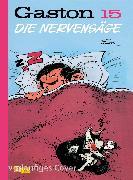 Cover-Bild zu Gaston Neuedition 15: Die Nervensäge von Franquin, André