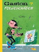 Cover-Bild zu Gaston Neuedition 7: Folgeschäden von Franquin, André