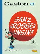 Cover-Bild zu Gaston Neuedition 6: Ganz großer Unsinn von Franquin, André