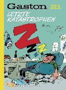 Cover-Bild zu Gaston Neuedition 21: Letzte Katastrophen von Franquin, André