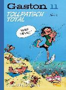 Cover-Bild zu Gaston Neuedition 11: Tollpatsch Total von Franquin, André