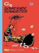 Cover-Bild zu Gaston Neuedition 8: Donnernde Dummheiten von Franquin, André