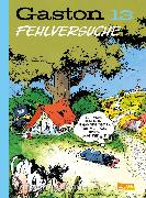Cover-Bild zu Gaston Neuedition 13: Fehlversuche von Franquin, André