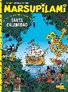 Cover-Bild zu Marsupilami 13: Santa Calamidad von Franquin, André