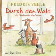 Cover-Bild zu Durch den Wald von Vahle, Fredrik