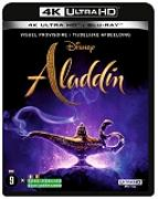 Cover-Bild zu Aladdin - 4K + 2D - Steelbook (2 Disc) von Ritchie, Guy (Reg.)
