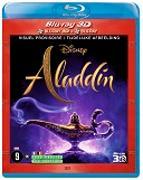 Cover-Bild zu Aladdin - 3D+2D - LA (2 Disc) von Ritchie, Guy (Reg.)