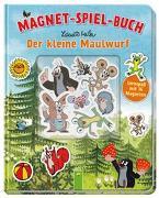 Cover-Bild zu Der kleine Maulwurf Magnet-Spiel-Buch von Teller, Laura