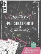 Cover-Bild zu Handlettering. Das Stickerbuch von Frau Annika von Frau Annika,