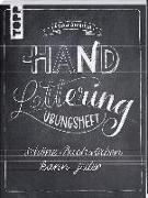 Cover-Bild zu Handlettering Übungsheft von Frau Annika