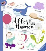 Cover-Bild zu Alles hat einen Namen von Frau Annika