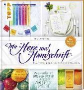 Cover-Bild zu Mit Herz und Handschrift von Kunz, Charlotte