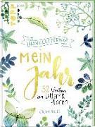 Cover-Bild zu Handlettering: Mein Jahr von Albers, Kirsten