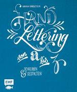 Cover-Bild zu Handlettering von A bis Z von Rabenstein, Hannah