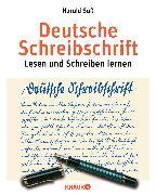 Cover-Bild zu Deutsche Schreibschrift - Deutsche Schreibschrift von Süß, Harald