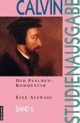 Cover-Bild zu Calvin Studienausgabe. Bd. 6: Der Psalmen-Kommentar von Busch, Eberhard (Hrsg.)