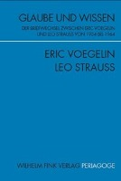Cover-Bild zu Glaube und Wissen von Voegelin, Eric