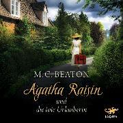 Cover-Bild zu Agatha Raisin und die tote Urlauberin (Audio Download) von Beaton, M. C.
